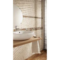 mosa que brazil barrette rouille leroy merlin salle. Black Bedroom Furniture Sets. Home Design Ideas