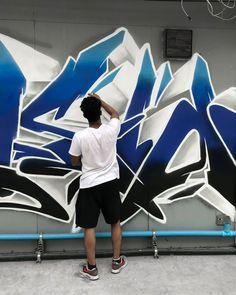 Graffiti, Dream City, Mumbai, Diaries, Opera House, Thailand, India, Artist, Travel