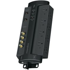 Panamax 8-outlet Max 8 With Satellite & Coaxial Protection