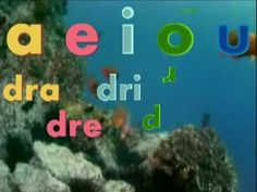 Syllables in Spanish - Sílabas en español- ma me mi mo mu - YouTube