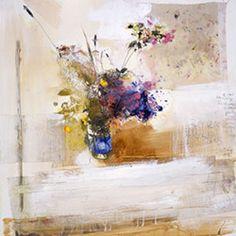 the colour of ideas: Kurt Jackson Kurt Jackson, St Just, Jackson's Art, A Level Art, Still Life Art, Magazine Art, Floral Watercolor, Flower Art, Fine Art