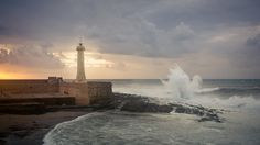 Photograph Rabat Lighthouse by Amine Fassi on 500px