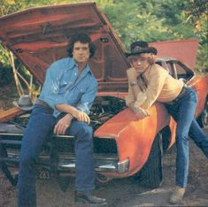 Tom Wopat and John Schneider