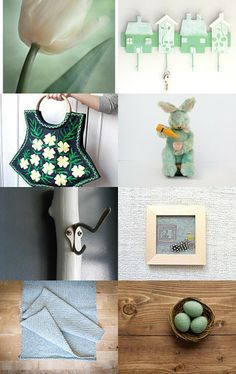 Bunny Trail by Pat on Etsy--Pinned with TreasuryPin.com