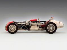 1951Alfa Romeo Tipo 159 Alfetta with bodywork removed