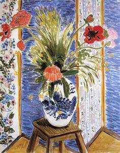 Poppies, 1919 Henri Matisse