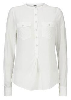 gustav skjorte hvid