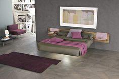 Fluttua Bed by Daniele Lago, light as a dream