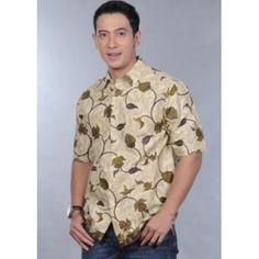Dunia Fashion - Baju Batik Pria 2053