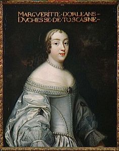 Marguerite Louise d'Orléans: Her life was all about gambling, alcohol and sex with anyone but her husband. When locked up in a convent, she attempted to burn the place down.