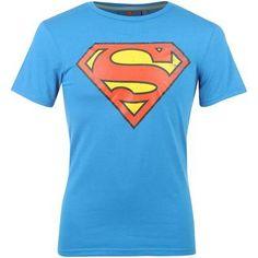 42f9cb95b23 DC Comics Superman T Shirt Mens