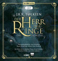 Ein Ring sie zu knechten… Den Fantasy-Klassiker 'Der Herr der Ringe' gibt es als Hörspiel mit namenhaften Schauspielern. Hörbuch Rezension von @juliliest