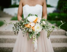 Yellow Lakeside Wedding in Harbor Springs - Inspired By This