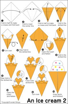 New Paper Craft Origami Flying Squirrel Tutorial On PaperCraftSquare