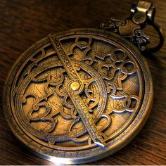No information. Astrolabe.