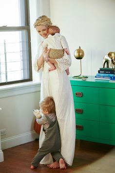 Barefoot Blonde Mother's Day with Pandora and InStyle