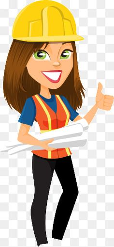 Vector Construction Engineer Architectural Engineer Vector Character Png Transparent Clipart Image And Psd File For Free Download Engineer Cartoon Female Engineer Engineering