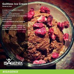 Guiltless Ice Cream
