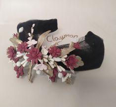 Claumon. Diseño y fabricación artesanal de accesorios. www.claumon.com Headgear, Pandora, Jewellery, Diy, Accessories, Head Bands, Hair Combs, Bridal Headpieces, Turbans