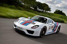 Nuevo Porsche Martini