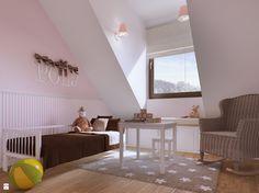 Lukarna zamiast okna połaciowego / Pokój dziecka - Styl Klasyczny - LIL Design
