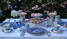 MOTHERS DAY TEA | Lady Katherine Tea Parlor