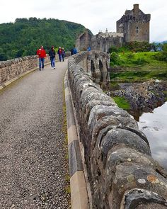 I 'll be there for you #BonJovi  Location  #EileanDonan  Photo  #ElectraAsteri