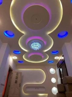 Beautiful Ceiling Designs, Simple False Ceiling Design, Gypsum Ceiling Design, Interior Ceiling Design, House Ceiling Design, Ceiling Design Living Room, Floor Design, Interior Design Kitchen, House Wall Design
