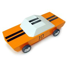 GT10 Racer by Candylab Toys