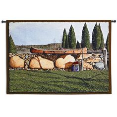 Fine Art Tapestries Indian Summer Tapestry
