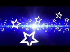 free vj's loop (blue star)