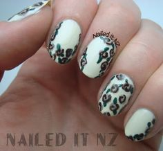 Nailed It NZ: Three designs that don't have homes! Roses, spots and fishtail nails.http://nailedit1.blogspot.co.nz/2013/01/three-designs-that-dont-have-homes.html