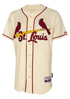 St. Louis Cardinals 2013 Alternate Jersey.  Gorgeous