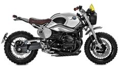BMW R nineT Scrambler by Wunderlich #motorcycles #scrambler #motos   caferacerpasion.com