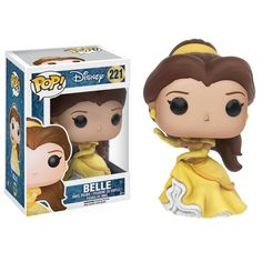 Funko releasing new Belle pop vinyl
