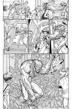 Check out this exclusive preview art for Wolverine & the X-Men by Nick Bradshaw from today's Marvel: Next Big Thing Liveblog!  http://marvel.com/news/story/20631/marvel_next_big_thing_mystery_liveblog