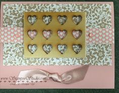 Stampin' Studio: Reduce, Reuse and Recycle