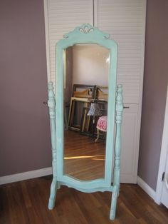 Country French Full Length Trestle Stand Tilt by SpinYourDream, $239.50