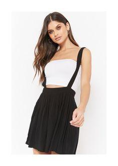 934f8b53b4e Pleated Suspender Skirt - Asaan United Kingdom
