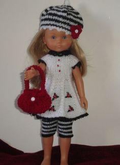 Tenue pour poupées Corolle Les Chéries, Paola Reina, Little Darling 33 cm in Jeux, jouets, figurines, Poupées, vêtements, access., Autres | eBay