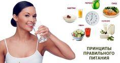 Принципы правильного питания для похудения будут очень полезны не только для снижения веса, но и позволят значительно улучшить ваше самочувствие.