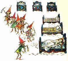 Fabulous Illustrations: Jan Marcin Szancer - Snow White *