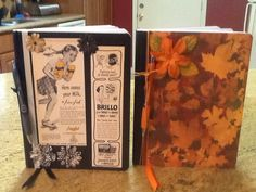 Advertisement and Fall journals