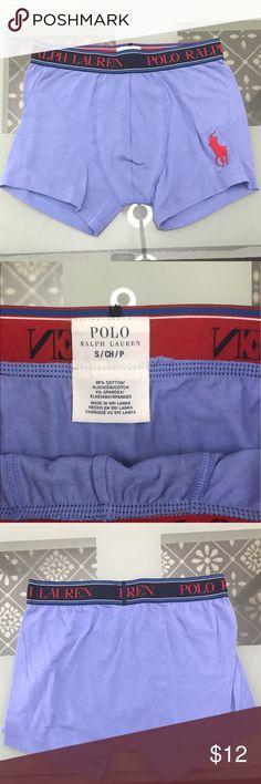 NWOT Men's Polo Ralph Lauren Cotton Brief Boxer S NWOT Men's Polo Ralph Lauren Cotton Brief Boxer Size S Polo by Ralph Lauren Underwear & Socks Boxer Briefs