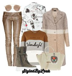 """""""Untitled #777"""" by stylebywho on Polyvore featuring Dsquared2, Paul Smith, River Island, Balmain, Casadei, CÉLINE, Fendi and Christian Dior"""
