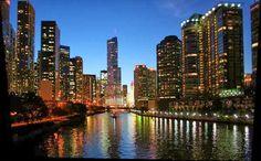 Voglio il mondo a colori: Le luci di Chicago