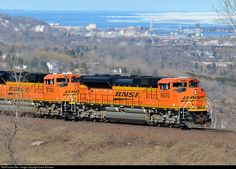 RailPictures.Net Photo: BNSF 9070 Burlington Northern Santa Fe EMD SD70ACe at Duluth, Minnesota by Dave Schauer