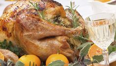 Fresh Basil-Orange Roast Turkey   The Splendid Table
