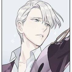 by gearous #victornikiforov #ヴィクトル二キフォロフ #yurionice #ユーリonice #anime