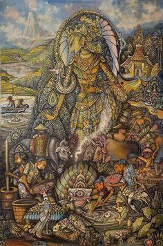 Kala Ksetram, Dewi Sri (Lakshmi)